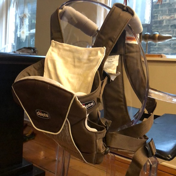 Chico Ultra Soft Magic Infant Baby Carrier